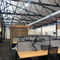 Geelong commercial electricians complete electrical fit-out at West Carr & Harvey